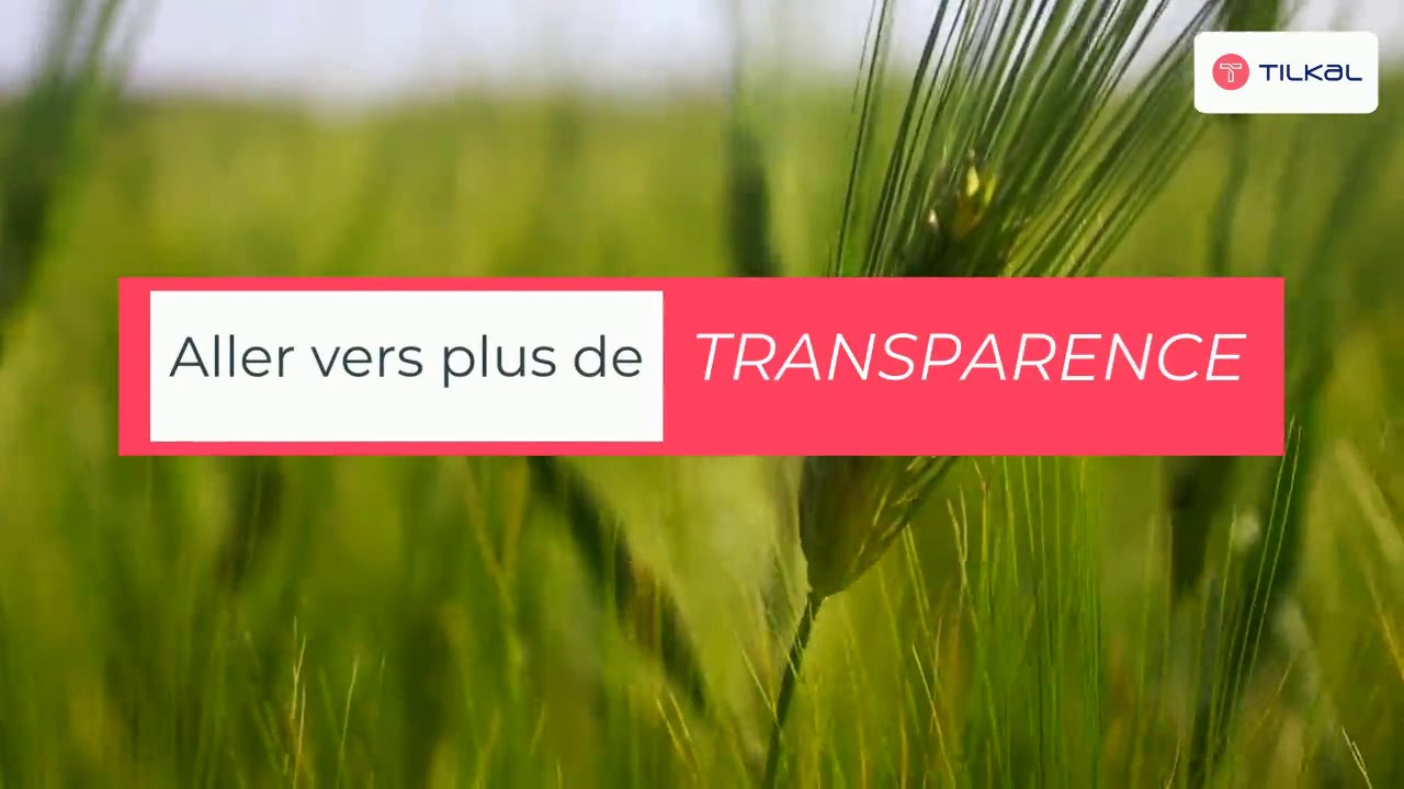 Vidéo 3/4 - Supply chain, traçabilité et transparence vers le consommateur