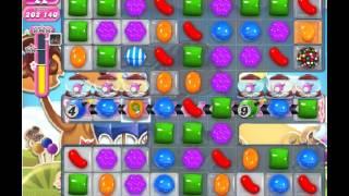 candy crush saga level 538 - no booster