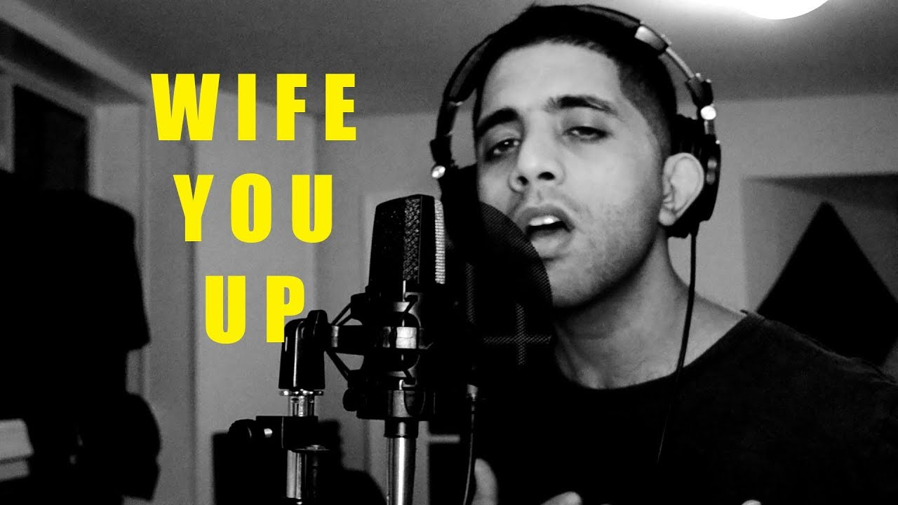 Download Aamir - Wife You Up / Into You (Russ / Tamia Mashup cover)