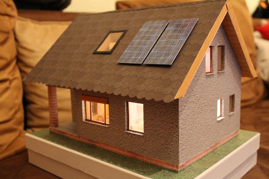 Little Papercraft House Youtube