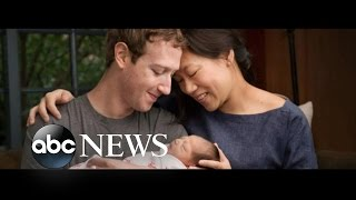 Mark Zuckerberg and His Wife Priscilla Chan Welcome a New Baby Girl