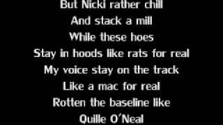 LYRICS : Who's ya best MC? (Freestyle) - Nicki Minaj Mp3