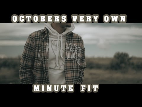 Drake- Crew Love Official Music Video OVO Minute Fit - Owl Hoodie, Flannel, & Timberland Boots