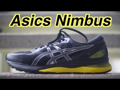 ASICS GEL NIMBUS 21 : WTF HAPPENED? REVIEW / RANT - YouTube