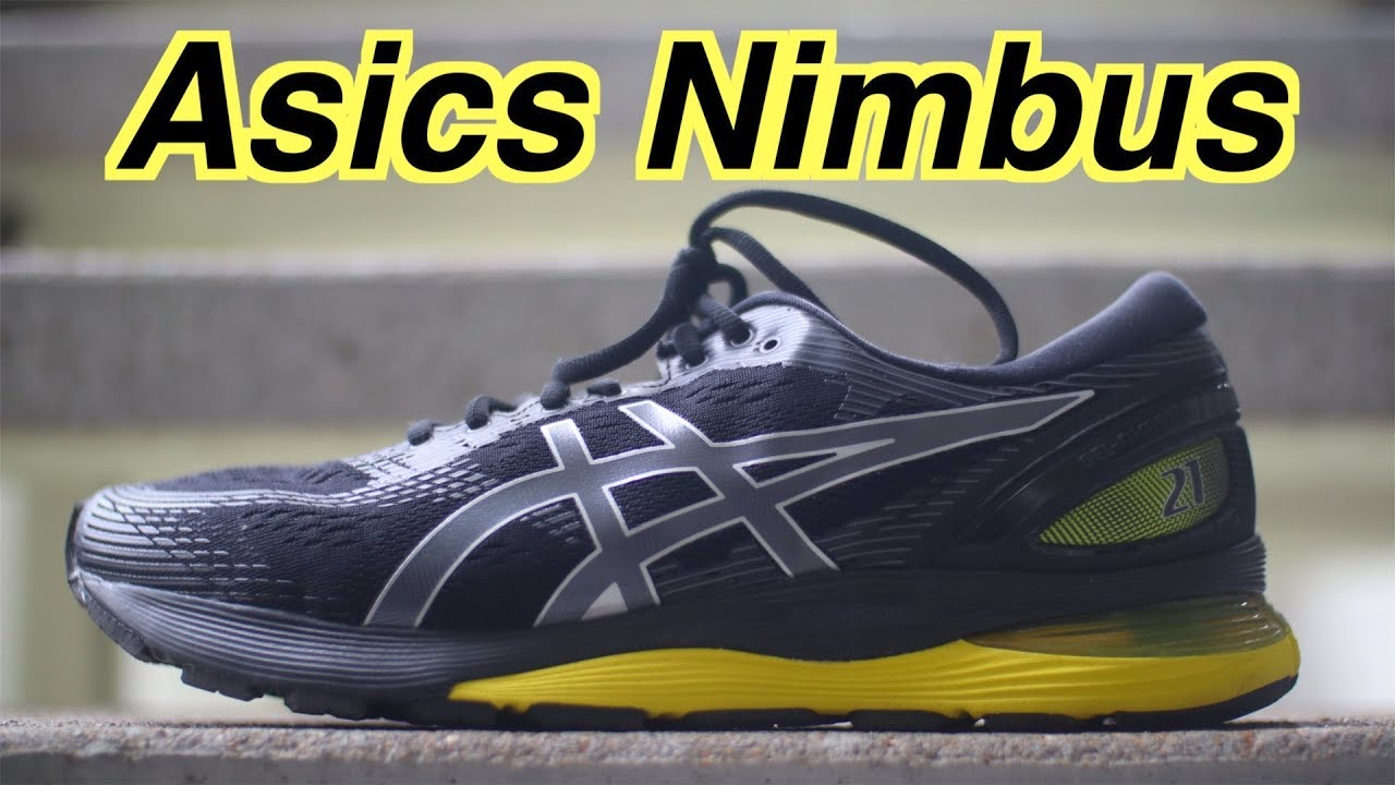 ASICS GEL NIMBUS 21 : WTF HAPPENED? REVIEW / RANT