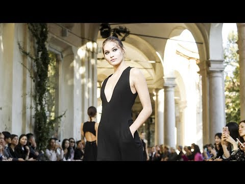 Alberta Ferretti | Spring Summer 2018 Full Fashion Show | Exclusive
