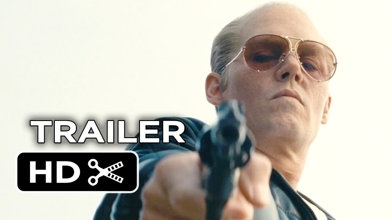 Black Mass Official Trailer #1 (2015) - Johnny Depp, Benedict ...