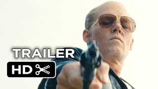 Black Mass Official Trailer #1 (2015) - Johnny Depp, Benedict Cumberbatch Crime Drama HD thumbnail