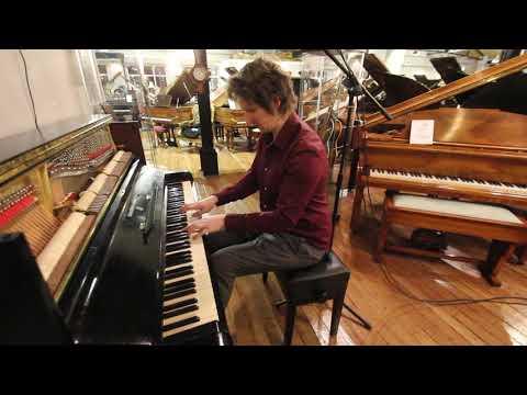 Mia & Sebastian's Theme from La La Land on Steinway Model Z Upright Piano at Sherwood Phoenix Pianos