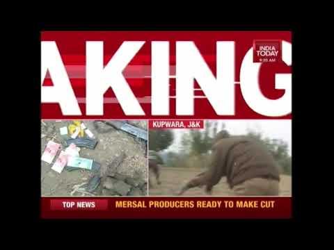 PAK Currency Recovered From Terrorist Killed In Kupwara Encounter