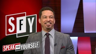 Chris Broussard on what Isaiah Thomas returning means for LeBron's Cavs | SPEAK FOR YOURSELF