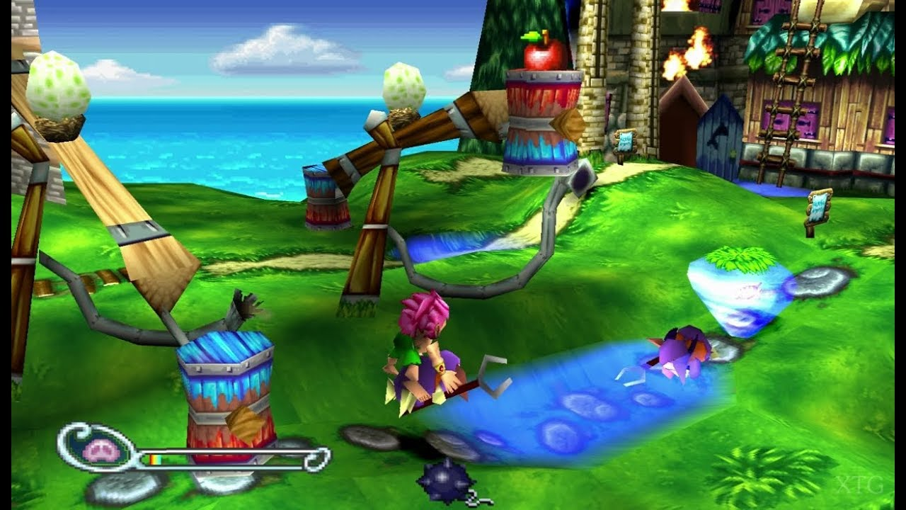 Tomba! 2: The Evil Swine Returns