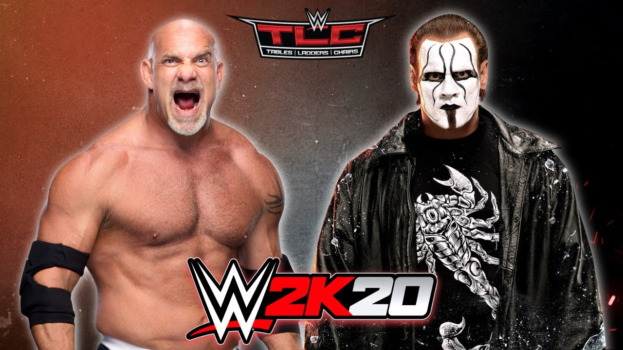 Download WWE 2K20 Goldberg VS Sting - GameOnGabru Gameplay PS4