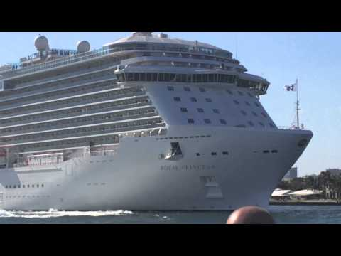 Port Everglades Ship Spotting March 29th, 2015