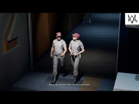 Watch Dogs Part 1- Notorious Hacker Group