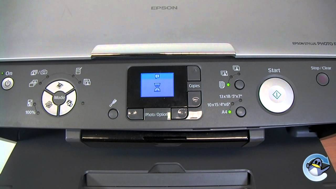Download Epson RX Driver & Resetter