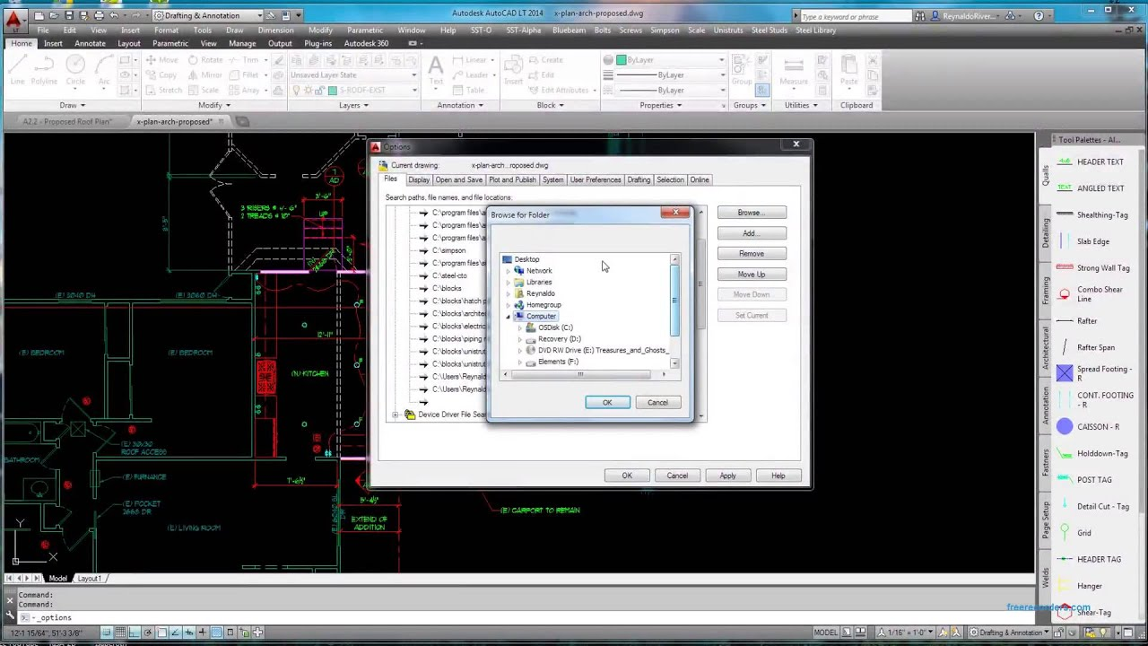 Autocad Custom Hatch Pattern by SolutionDrafting