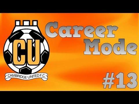 Fifa 16 - Career Mode - Cambridge United - Episode 13 - Transfers !!!