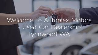 Autoplex Motors : Cars For Sale in Lynnwood, WA