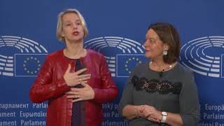 L'interview du mois : Helga Stevens sur la stratégie européenne sur le handicap