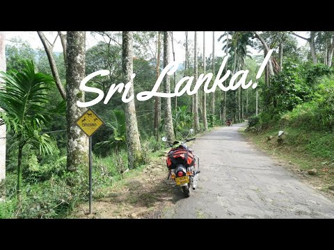 The Sri Lanka Bike Trip