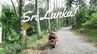 The Sri Lanka Bike Trip