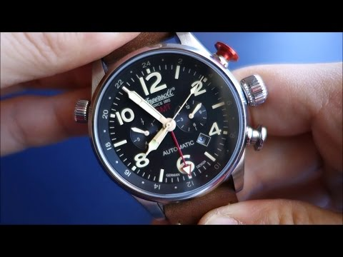 """Ingersoll """"Lawrence"""" GMT Review (IN3218BK) - Perth WAtch #3"""