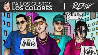PA LOS GUSTOS LOS COLORES (Remix) Javiielo, Brytiago, KHEA, Omy De Oro | DJ Lauuh
