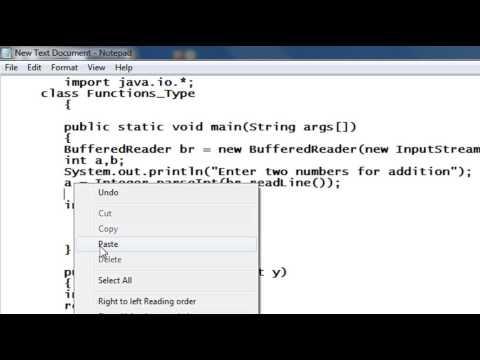 core-java-tutorial-part--35-method-example