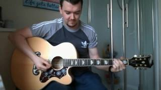 Paolo Nutini - Coming Up Easy / Chris Hart Acoustic Cover