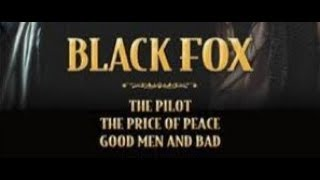 «Чёрный лис»  (вестерн мини- сериал . 1995) описание .