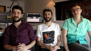AJR Interview Adam Jack And Ryan Part 1