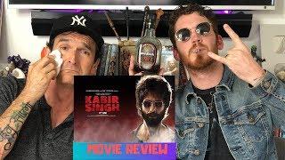 KABIR SINGH MOVIE REVIEW   Shahid Kapoor   NON-Spoiler & Spoiler