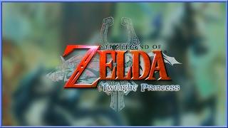 The Legend of Zelda Twilight Princess (blind) - Part 1