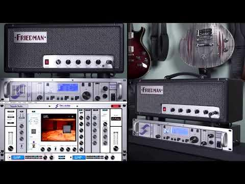 Dialing In An Amp: Friedman Dirty Shirley MINI with Torpedo Studio