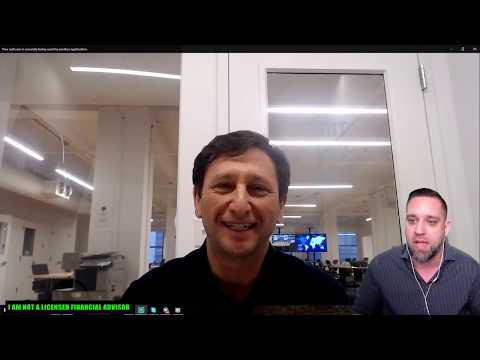 Live Interview With Celsius Network CEO Alex Mashinsky - Crypto Crow