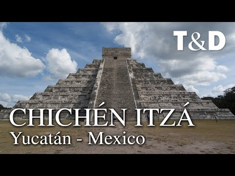 Chichén Itzá Pyramids - México Travel Guide - Travel & Discover
