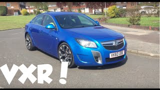 WATCH THIS REVIEW FIRST! Vauxhall Insignia VXR 4WD review and drive by Calvin's Car Diary