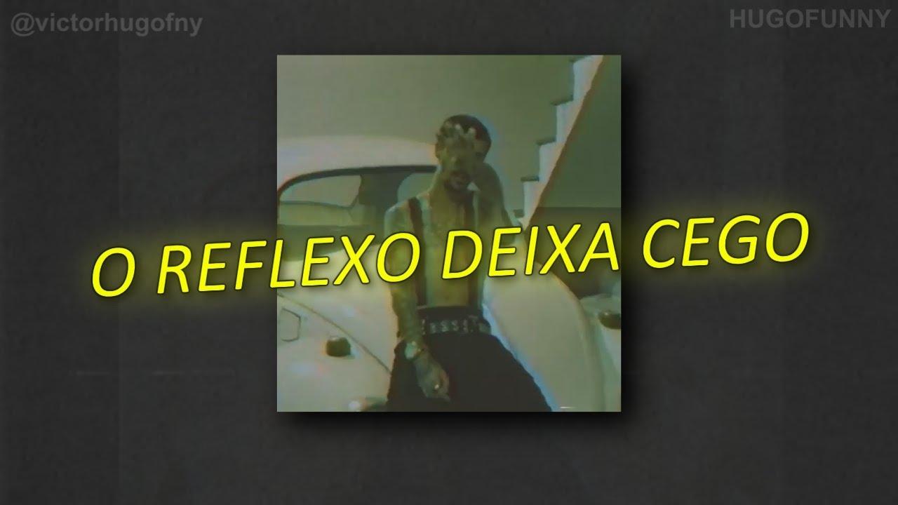 Duzz - O REFLEXO DEIXA CEGO (LETRA - LYRIC VIDEO)