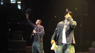 J.Cole & Petey Pablo Performing Raise up @ Summer Jam `10 - Shot By Iam SupaProducer