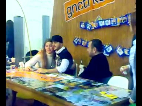 Gökhan Özen Turkcell Cebit Bilişim Eurasia 2008