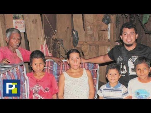 El hambre llevó a esta familia de Guatemala a tomar una medida extrema: comer tierra