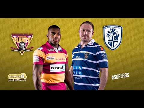 Huddersfield Giants v Featherstone Rovers, 14.08.16