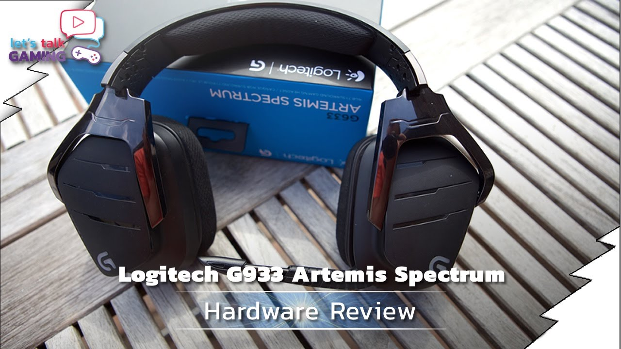 3b0a79cb7b7 Logitech G633 Artemis Spectrum - Review - YouTube
