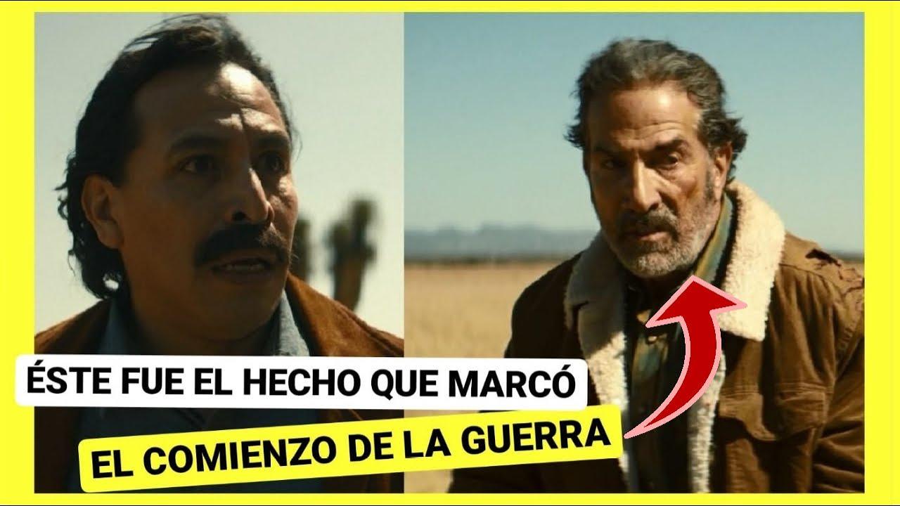 ✔️ PABLO ACOSTA Contra Fermín Arévalo ✔️ - Todo lo que Narcos México no te cuenta temporada 02 ep 03