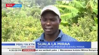 Wasaga nafaka wajitetea; wasema wamekuwa wakiwasaidia wakulima | MBIU YA KTN full bulletin Part 2