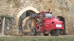 TMH et le Cap Métiers au Château de Fargues sur Langon