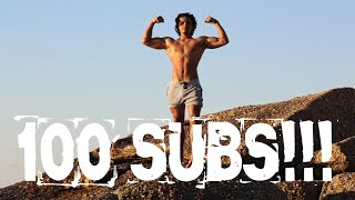 HITTING THE 100 SUBSCRIBERS MARK IN ONLY 3 MONTHS!!!