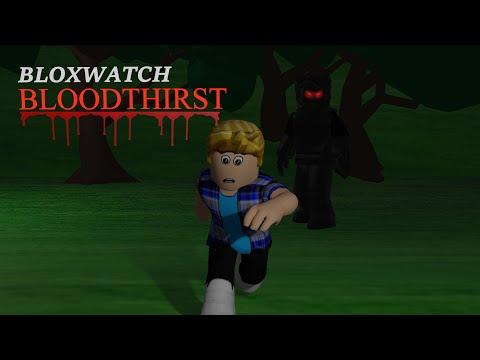 BLOXWATCH BLOODTHIRST Trailer   A ROBLOX Horror Story