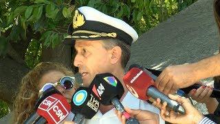 Continúa la busqueda del Submarino Ara San Juan perdido hace 4 días